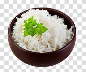 nasi putih dalam mangkuk, nasi putih nasi putih, beras png