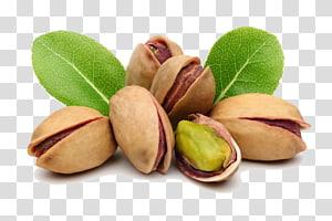 ilustrasi kacang pistachio, Makanan Kacang Pistachio Almond, Daun hijau, dan pistachio png