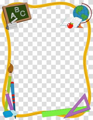 ilustrasi batas pendidikan, guru pendidikan sekolah, kotak pengetahuan PNG clipart