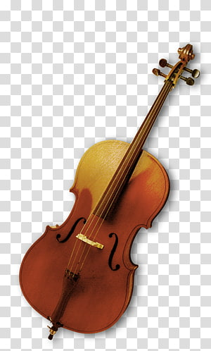 biola coklat, Bass biola Alat musik Viola, biola png