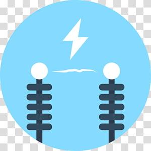 Ikon Komputer Listrik Transmisi daya listrik Menara transmisi, listrik png