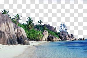 ilustrasi pulau, La Digue Hanoi Hu1ed9i Pulau Siluet Phxfa Quu1ed1c, Pulau Lu Wei Lasha png