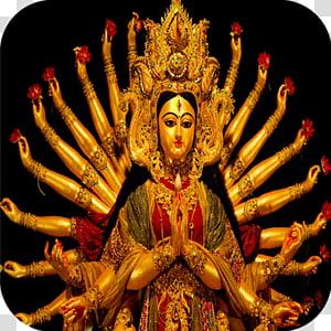 Shiva Durga Puja Devi Mahatmya Navaratri, Durga Maa png