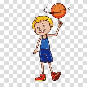 pemain basket, Basket, kartun boy juggling basket jalanan PNG clipart
