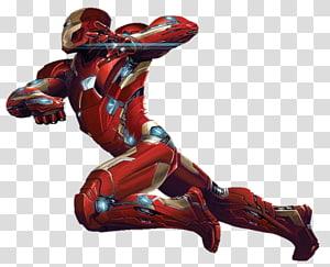 Ilustrasi manusia besi, Kapten Manusia Besi Amerika Howard Stark Bucky Barnes Marvel Comics, Iron Man Free png