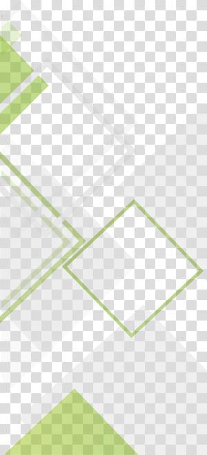 Geometry Euclidean Abstraksi, Ilustrasi geometris, biru, abu-abu, dan hijau PNG clipart