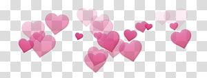 ilustrasi pink dan merah hati, Laptop iPhone X MacBook Pro, hati png