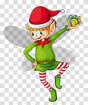peri peri, Peri di Shelf Santa Claus Peri Natal, Peri Lucu Natal png