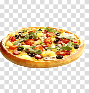 ilustrasi pepperoni pizza, pizza gaya California Sisilia pizza Masakan Italia Take-out, Pizza png