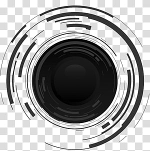 ikon lensa kamera, Lensa kamera, kamera SLR png