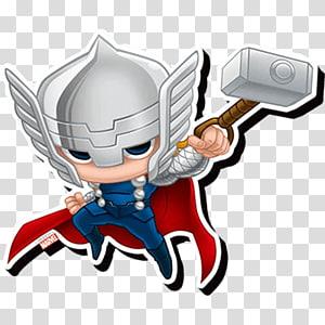 Ilustrasi Marvel Thor, Thor Loki Black Widow Iron Man Captain America, chimichanga png