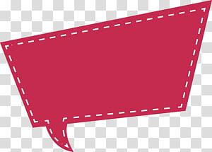 Kotak dialog File komputer, Bahan dekoratif kotak input teks gratis untuk menarik, ilustrasi obrolan gelembung merah png