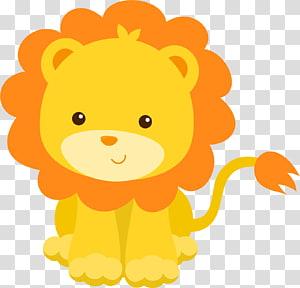 Singa Bayi Baby shower Anak, safari, stiker singa png