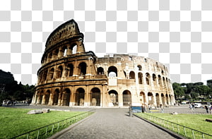 The Colosseum, Italia, Colosseum Palatine Hill Forum Romawi Capitoline Hill Temple of Peace, Roma, Colosseum Terkenal png