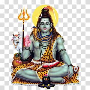 Shiva Ganesha Video definisi tinggi, Tuhan, Shiva, ilustrasi Dewa Hindu png