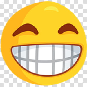 emoji smiley, Media sosial Emoji Facebook Messenger Emoticon, senyum png