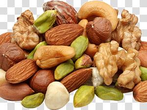 Kacang campuran Makanan Buah Kering Snack, almond png