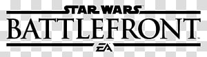 Spanduk EA Star Wars Battlefront, Star Wars Battlefront II Lego Star Wars II: Trilogi Asli PlayStation 4, Logo Star Wars Battlefront PNG clipart