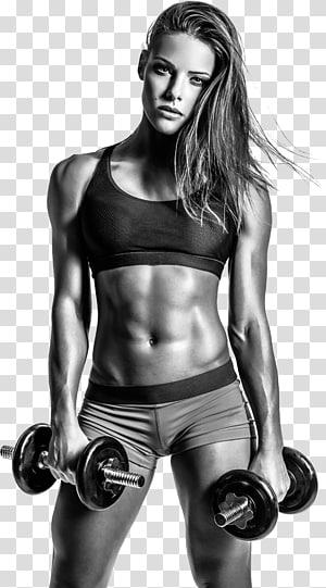 wanita memegang sepasang halter, produk hidup selamanya detoksifikasi aloe vera manajemen berat badan, ke-60 PNG clipart