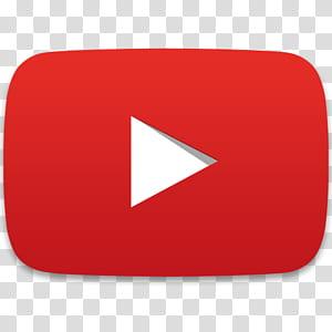 Tombol Putar YouTube Logo Ikon Komputer, Ikon Aplikasi Youtube, logo Youtube PNG clipart