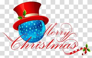 Ilustrasi Selamat Natal, Santa Claus Natal, Selamat Natal dengan Ornamen Biru png