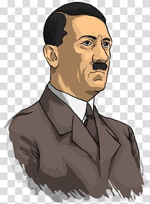 Ilustrasi Adolf Hitler, perpustakaan pribadi Adolf Hitler Nazi Jerman Partai Nazi Chanakya Neeti, Adolf Hitler png