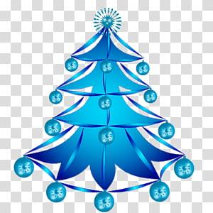 Pohon Natal MTK Spruce Hari Natal, fundo de natal azul PNG clipart