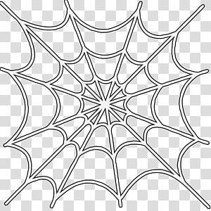 spider-man drawing, spider web, ilustrasi web PNG clipart