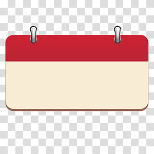 Pengumuman latar belakang cahaya latar belakang Kalender, ilustrasi panel putih dan merah persegi panjang PNG clipart