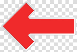 signage panah kiri merah, Line Area Angle Brand, Arrow Red Left PNG clipart