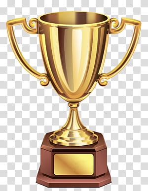 Piala, Piala Emas, Piala emas dan coklat png