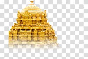 bangunan kubah emas, Kuil Hindu, kuil png