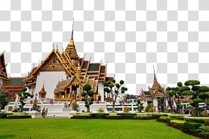 Grand Palace Wat Arun Hotel, Grand Palace di panorama Bangkok png