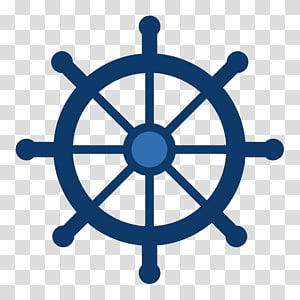 ilustrasi roda kapal, Gambar roda Kapal, bahari png