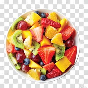 salad buah di mangkok, jus buah salad Junk food Makan, salad buah png