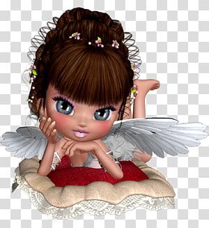 ilustrasi kerub, Malaikat Meme, Malaikat 3D Lucu png