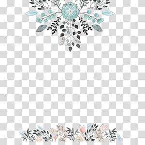 Undangan pernikahan Ilustrasi, pola pernikahan, ilustrasi bunga PNG clipart