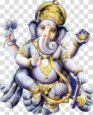 Keranjang grafis Ganesha, Shiva Ganesha Parvati Sri Aarti, Dussehra png