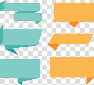 Kotak teks Ikon Template Euclidean, spanduk origami, ilustrasi kotak dialog png