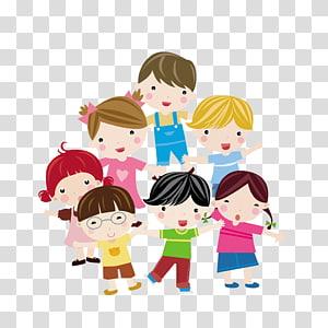 ilustrasi anak-anak, Ilustrasi Euclidean Anak, Anak-anak yang lucu PNG clipart