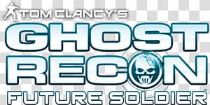 Tom Clancys Ghost Recon: Prajurit Masa Depan Tom Clancys Ghost Recon Wildlands Tom Clancys Ghost Recon 2 Tom Clancys Splinter Cell PlayStation 3, Tom Clancys Ghost Recon Logo png