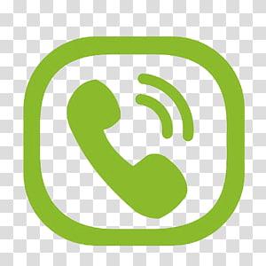 Logo Ikon Panggilan Telepon, Simbol telepon hijau, ilustrasi panggilan masuk hijau png