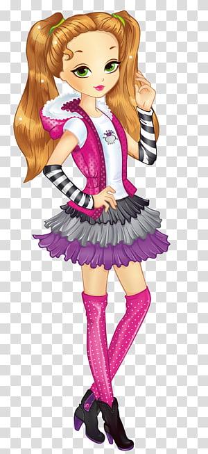 Cartoon Girl Illustration, Cute Girl Cartoon, animasi wanita dengan ilustrasi jaket merah muda png