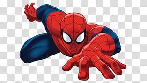 manusia laba-laba yang menakjubkan, manusia besi laba-laba yang luar biasa, komik spiderman PNG clipart