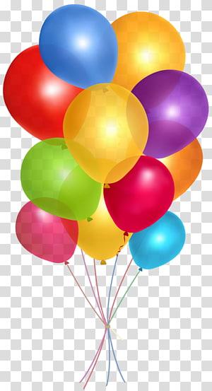 balon pesta aneka warna, Balon, Balon 8 png