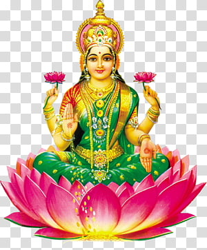 Saraswati Lakshmi Wisnu Hindu Aarti, Lakshmi, ilustrasi Lakshmi png
