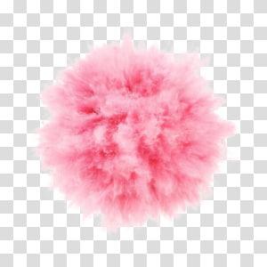 ilustrasi asap merah muda, asap merah png