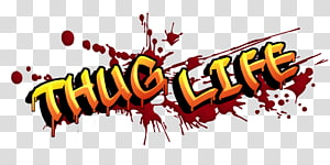 logo preman life, fortnite battle royale thug life video game, preman PNG clipart