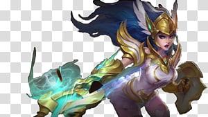 Mobile Legends: Desktop Bang Bang Mythology, legenda ponsel png