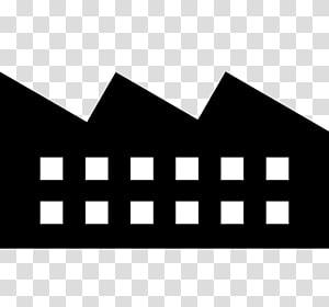 gedung hitam, pusat distribusi Gudang Komputer Ikon Bangunan, pabrik png